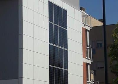 Proyecto Autoconsumo Climatización de Viviendas