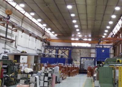 Proyecto Iluminación Led Industrial