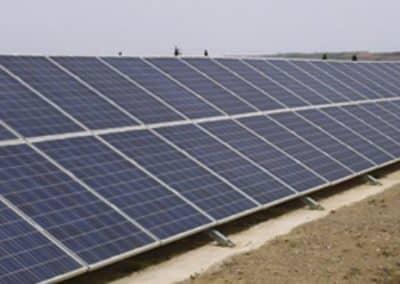 Proyecto Planta Solar Conexión a Red