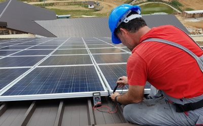 Mantenimiento Preventivo de las Instalaciones Solares Fotovoltaicas