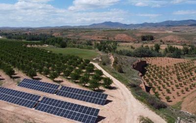 Instalaciones de autoconsumo industrial y agrícola en Aragón 2021