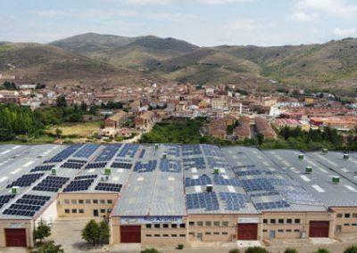 Proyecto Autoconsumo Industrial con venta de excedente a red