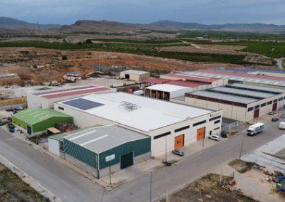Proyecto Autoconsumo Industrial con compensación de excedentes