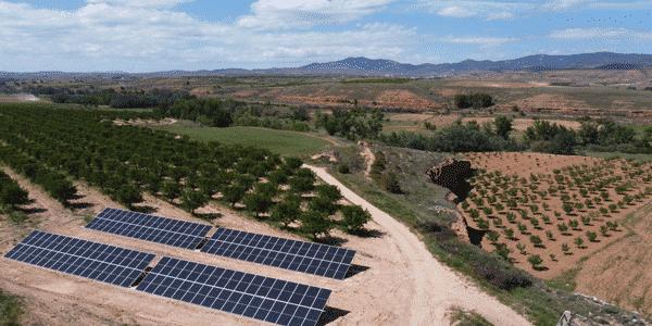 proyecto bombeo solar pozo balsa