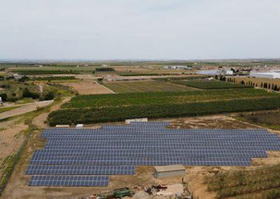 Proyecto Bombeo Solar Riego directo desde Pozo