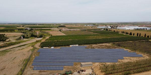 proyecto bombeo solar desde pozo aragon